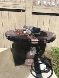 Natural gas firepit Markham, L3R 0R3