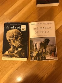 two David Seda and The March of Folly books Phoenix, 85051