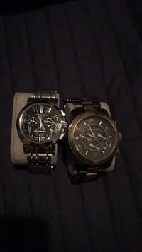 Burberry and MK watch  Vaughan, L4L
