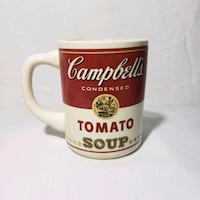 Vintage Campbell's  soup coffee mug.  Annandale, 22003