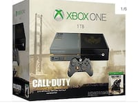 Xbox one limited Ed Springfield, 65807