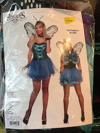 Woman butterfly Halloween costume Richmond, V6V 2W4