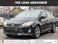 2014 ford focus se  with 121,596km and 100% approved financing