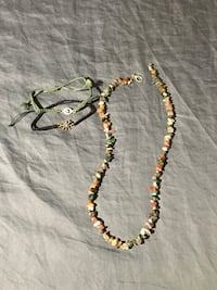 2 bracelet 1 necklace  Germantown, 20874
