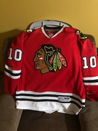 Chicago Blackhawks Patrick Sharp Authentic Jersey 2XL cash only