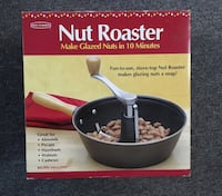 New/never used Back to Basics stove-top Nut Roaster Richfield, 55423