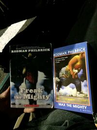 Freak the Mighty & Max the Mighty