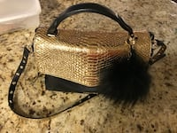 Black MK purse Denham Springs, 70726
