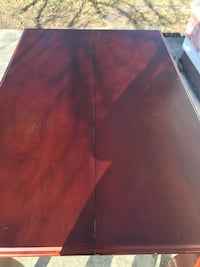 red and black wooden table Killeen, 76541