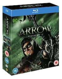 Arrow - Season 1-4 [Blu-ray] Surrey, V4N 5T9