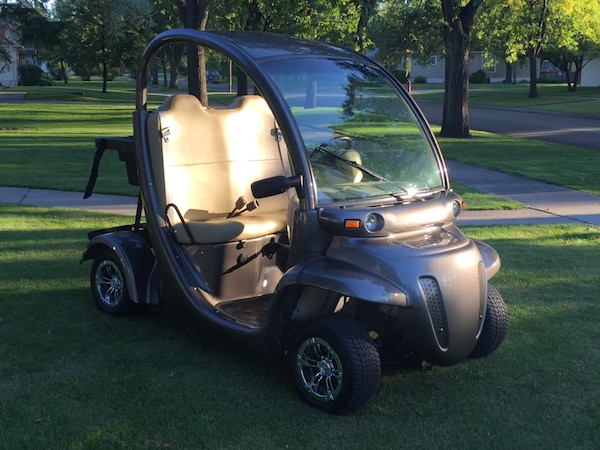 Used Golf Cart Custom Gem Car For Sale In Grafton Letgo