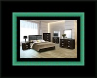 B120 11pc bedroom set with mattress Laurel, 20708