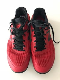 Red New Balance Trainers in US size 9.5 Portland, 97202