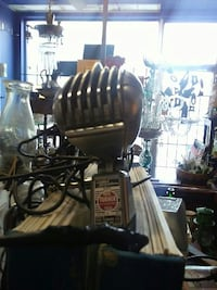 stainless steel Turner microphone Montréal, H8S 4G3