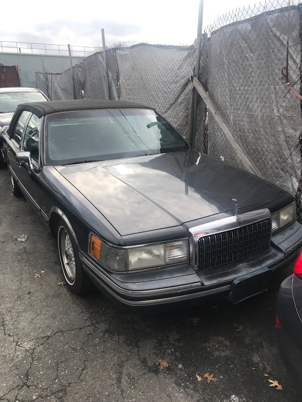 Used Lincoln Town Car 1994 For Sale In New York Letgo