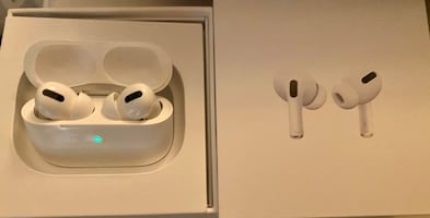 Airpods New WITH APPLECARE