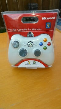 white Xbox 360 wireless controller Calgary, T3C 1V3