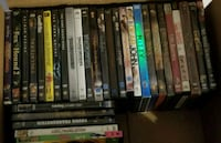 assorted DVD movie case lot Annandale, 22003