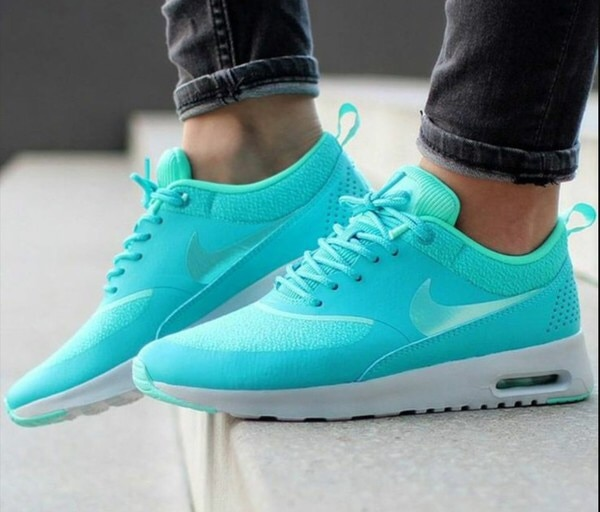 Nike Air Max Thea Dusty CactusTurquoise Women 7.5 Sneakers [PHONE NUMBER HIDDEN]