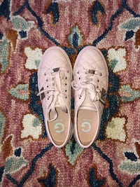 Size 8 - Guess Pink Sneakers Arlington, 22203