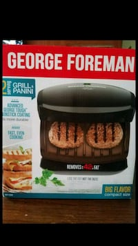 Foreman grill new unopened Long Beach, 90804