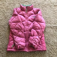 Northface Goose Down Feather Jacket - Kids Size Large Ashburn, 20147