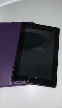 Tablet (kindle fire hd)