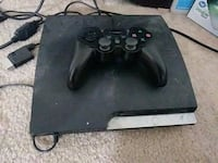 black Sony PS3 console and controller Henderson, 89015