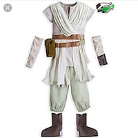 2 New Disney Store Rey Costumes Star Wars Toronto, M5M 2B4