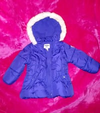 4T Winter Coat