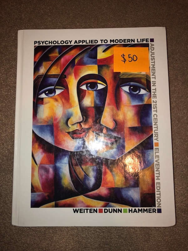 PSYC 203: Psycholgy Applied to Modern Life