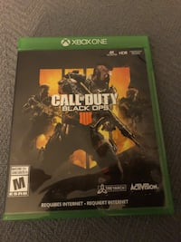 Call of Duty Black Ops 4 Mississauga, L5M 5E2