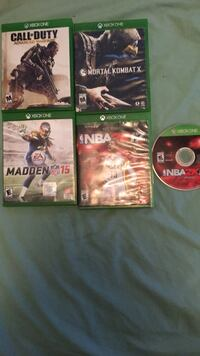 $30 for all , no scratches  Baltimore, 21229