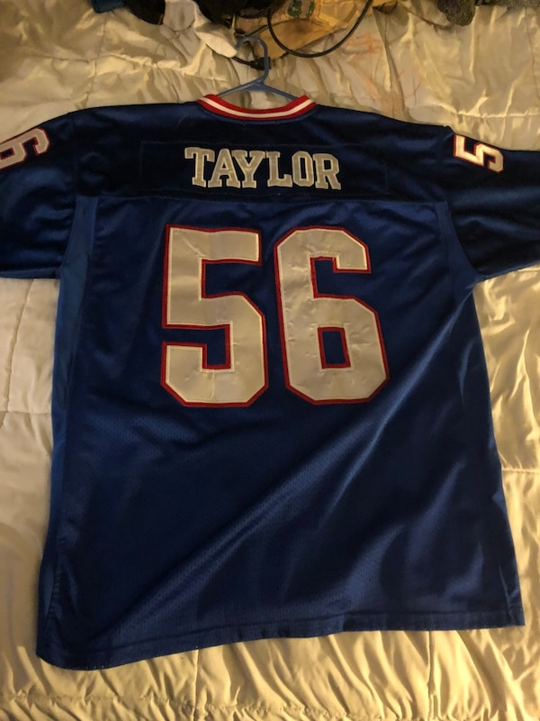 timeless design 0cf4b 0e216 Mitchell & ness throwback lawrence taylor jersey