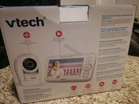 Vtech baby monitor security cam