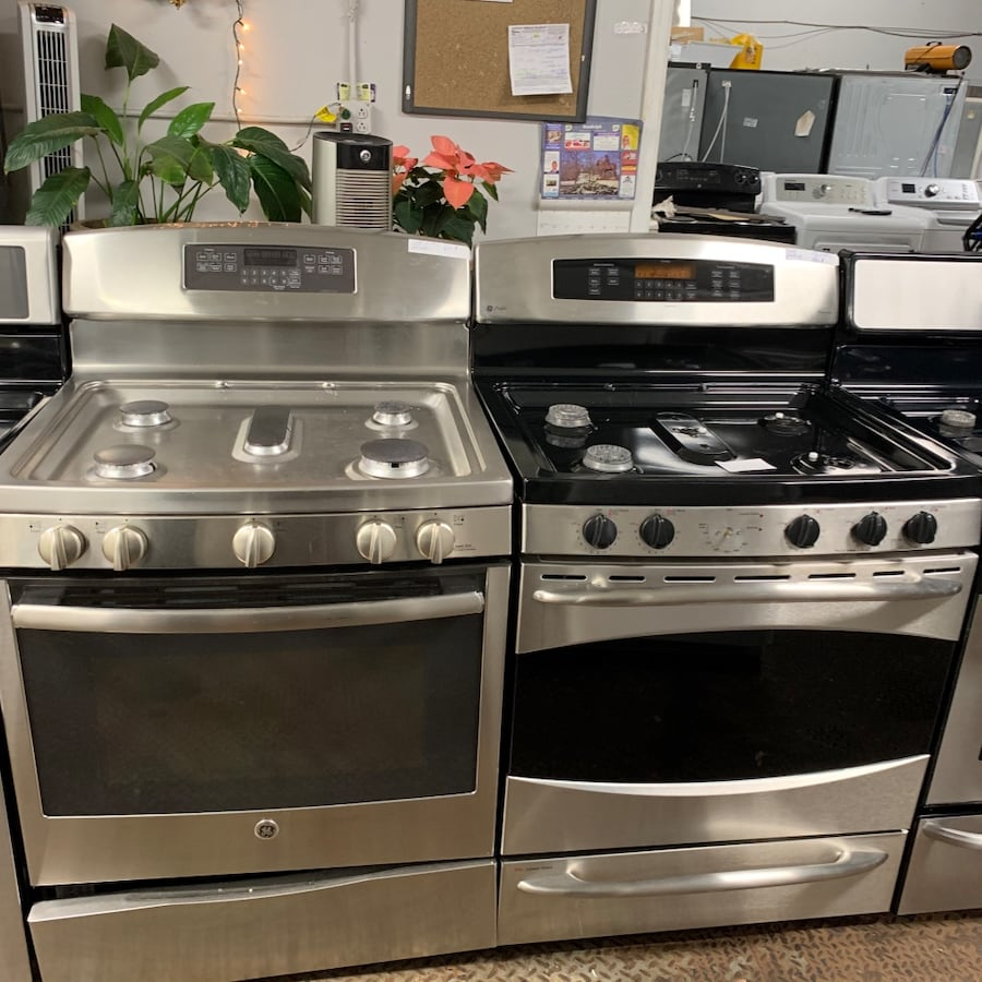 Gas Stoves ( stainless / 30 inch )