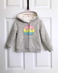 Children's Place zip up hoodie size 3T Mississauga, L5M 6C6