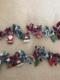 Christmas tree garland 10 feet Las Vegas, 89131