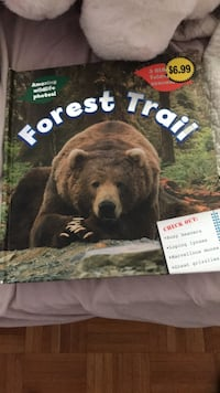 Forest trill book Toronto, M1J 1G4