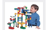 Marble run game 200 pieces Parkville, 64152