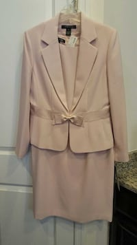 Suit: Anne Klein Dress Suit in Pink.  Clothing  Washington, 20018