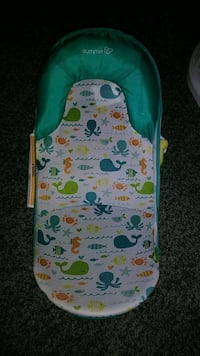 baby's green and white bather Fresno, 93705