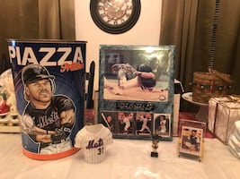 Mike Piazza collectibles