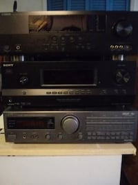 -SONY  RECEIVER Croton-on-Hudson