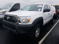2014 Toyota Tacoma PreRunner Access Cab I4 4AT 2WD Woodbridge, 22191