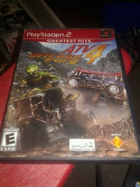 Used ps2 atv off road fury 4 ps2 game for sale  Toronto, M3C 1E8