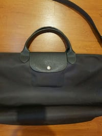 Longchamp authentic with handle
