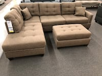 New Couch Sectional. Coffee. Free Delivery ! Norwalk