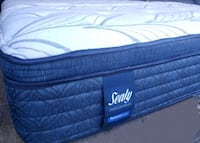 king mattress, luxury hotel comfort pockets. Delivery 50  Edmonton, T5R 2X1
