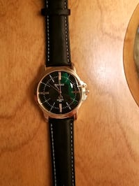 Black and Gold mens watch Edmonton, T6T